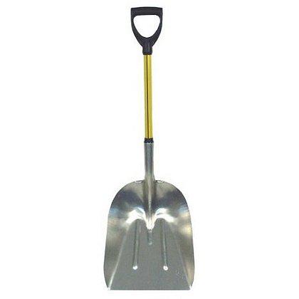 Nupla Aluminum Scoop Shovel, 27