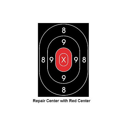 National Target Police Pistol Silhouette Repair Centers