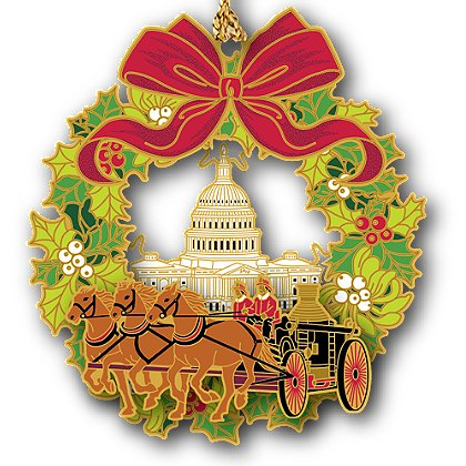 The 2018 National Fire and Emergency Service Ornament
