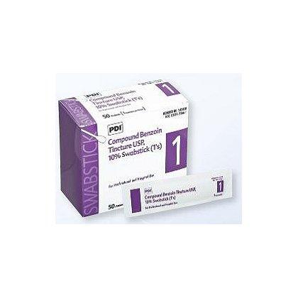 PDI Tincture Of Benzoin Swabs