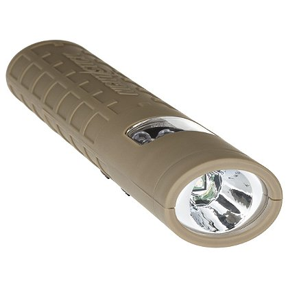Nightstick Multi-Purpose Dual-Switch Dual-Light LED Flashlight
