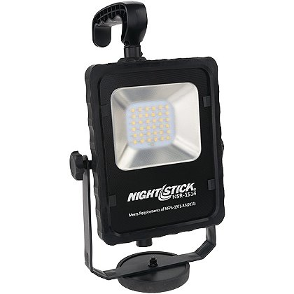 Nightstick Rechargeable LED Area Light w/ Magnetic Base