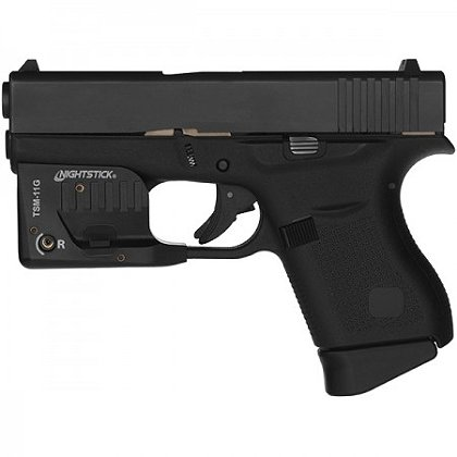 Nightstick Subcompact Weapon Light with Green Laser for Glock G42/G43/G43X/G48