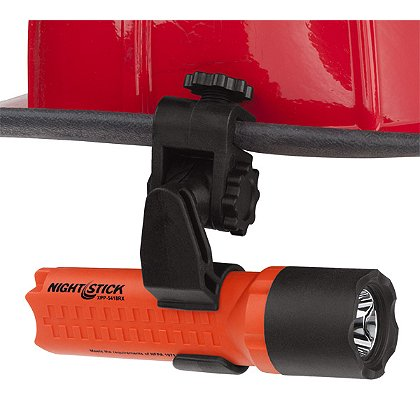Nightstick Intrinsically Safe Flashlight with Multi-Angle Mount