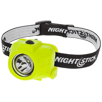 Nightstick Intrinsically Safe Dual-Function Headlamp