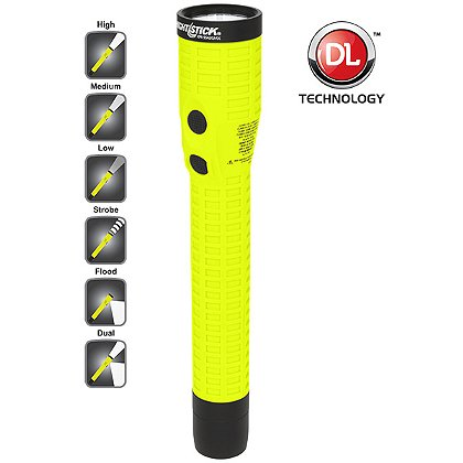 Nightstick XPR-5542 Dual-Light Flashlight