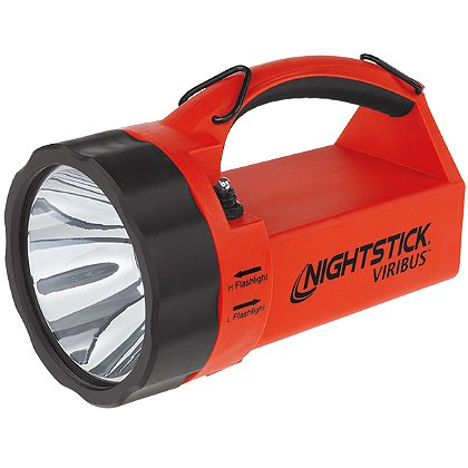 Nightstick VIRIBUS™ Intrinsically Safe Rechargeable Dual-Light™ Lantern