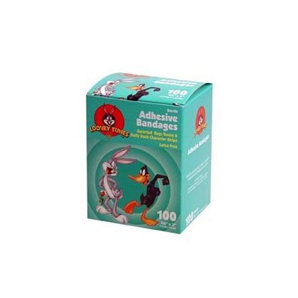 DERMA SCIENCES Children's Adhesive Bandage
