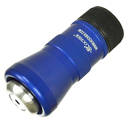 Kochek Nozzle for Blue Streak Station Hose, Blue, Max Flow 15 GPM