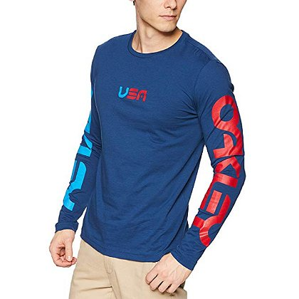 Oakley USA Star Long-Sleeve Tee