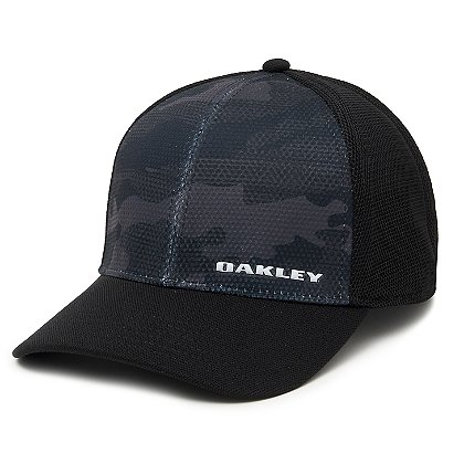 Oakley Silicon Bark Trucker Print 2.0 Cap
