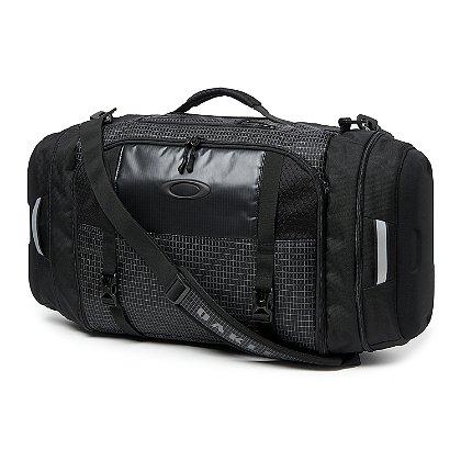 Oakley Link Duffel Bag, Black