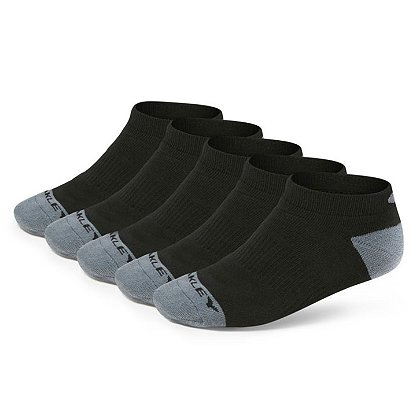 Oakley Performance Basic Low Cut Sock, 5 pk