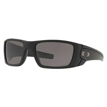 Oakley SI Fuel Cell Uniform Sunglasses, Matte Black frames with Prizm Grey Polarized Lenses