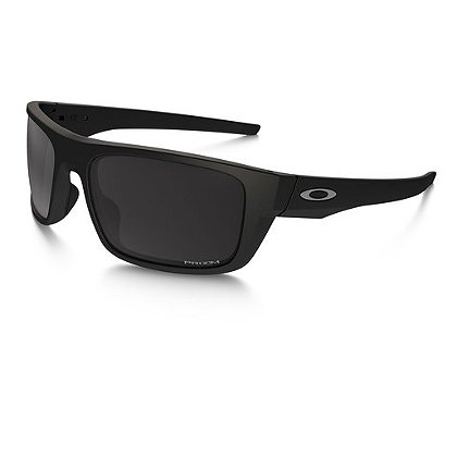 Oakley Drop Point Matte Black Frames w/ Prizm Black Polarized Lens