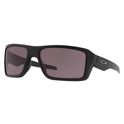 Double Edge Thin Blue Line Sunglasses w/ Grey Lens