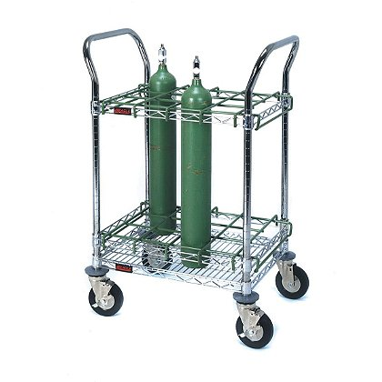 Groves Oxygen Cart