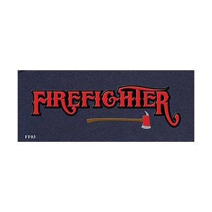 Firefighter Axe Navy Hoodie