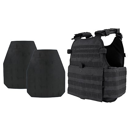 OfficerStore Active Shooter Kit, Black