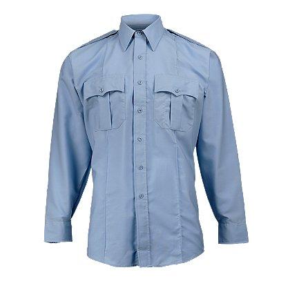 Elbeco Men's Paragon Plus Uniform Shirt, Long Sleeve