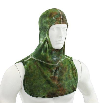 Majestic PAC II Camo Green Regular Hood NFPA 1971-2013 - CAMO
