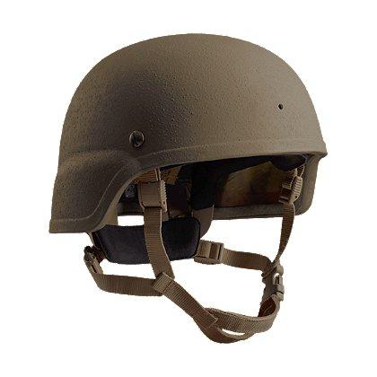 Point Blank Paraclete IIIA Ballistic Tactical Helmet