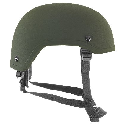 Point Blank Paraclete IIIA Ballistic Tactical Helmet