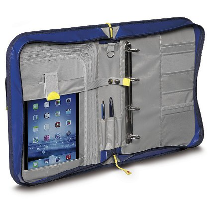 PAX Logbook and Tablet Organizer