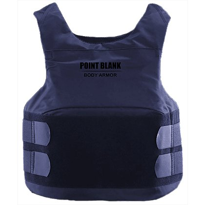 Point Blank Female Hi-Lite Concealable Armor Carrier
