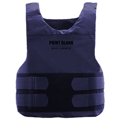 Point Blank Male Hi-Lite Concealable Armor Carrier