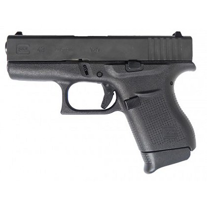 Pearce Grips GLOCK 43 Plus 1 Grip Extension