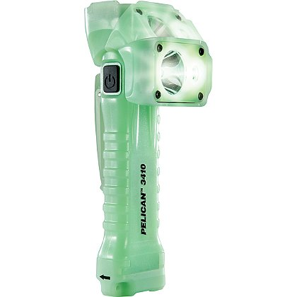 Pelican 3410 Photoluminescent Right Angle Flashlight