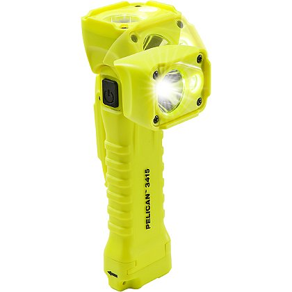 Pelican 3415 Right Angle Safety Certified Light