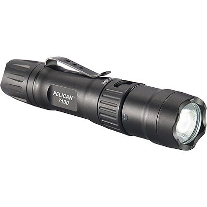 Pelican 7100 LED Flashlight, 695 Lumens, 5.12