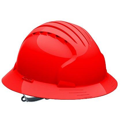 PIP Evolution Deluxe 6141 Full Brim Hard Hat