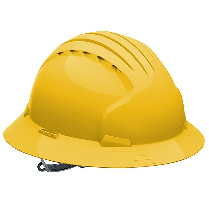 PIP Evolution Deluxe 6141 Full Brim Hard Hat