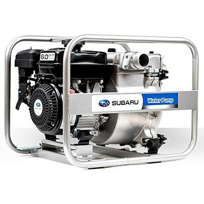 Subaru Self-Priming Trash Pump, 185 GPM, 2