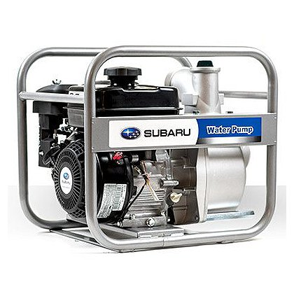 Subaru Self-Priming Semi-Trash Pump, 246 GPM, 3