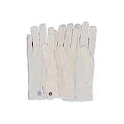 Premier Emblem White Gloves - No Snaps