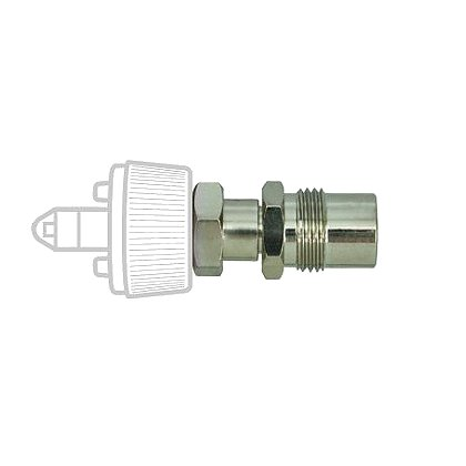 Precision Medical Ohmeda Style Oxygen Fittings