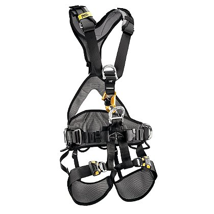 Petzl AVAO® BOD CROLL® FAST Full Body Harness, International Version