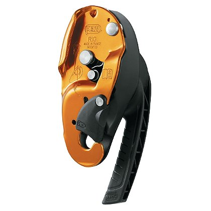 Petzl RIG Self-Braking Descender