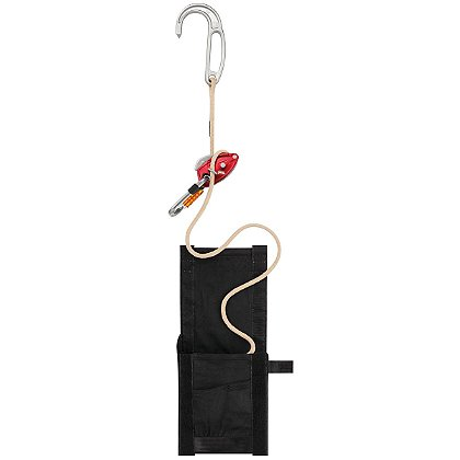 Petzl EXO AP HOOK Individual Evacuation System with Anchor Hook