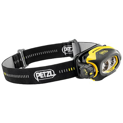 Petzl PIXA 3R, Rechargeable Multi-Beam Headlamp with Configurable Performance