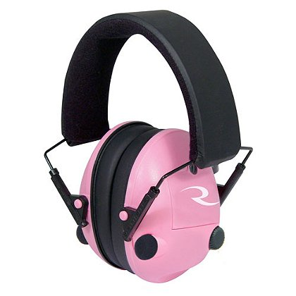 Radians Pink Pro-Amp Electronic Hearing