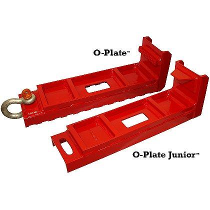 Rescue 42 O-Plate Rescue Plate