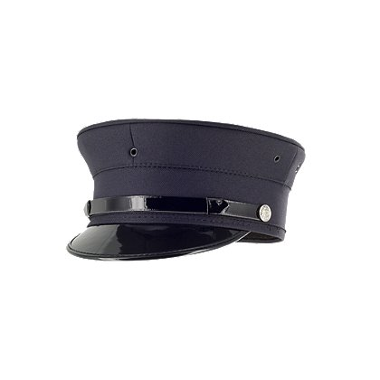 Keystone Uniform Cap All-Blue Bell Crown Cap