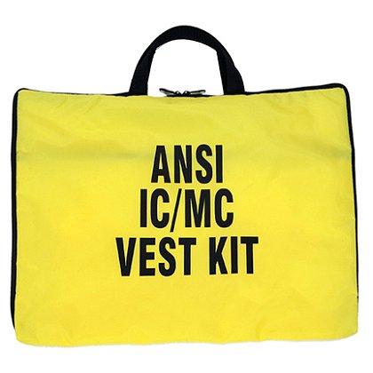 R&B ANSI IC/MC Bag for Vest Kit