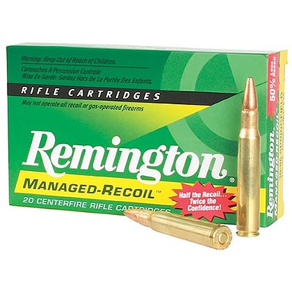 Remington Core-Lokt Managed Recoil, .300 Win Mag 150 gr., Case of 200