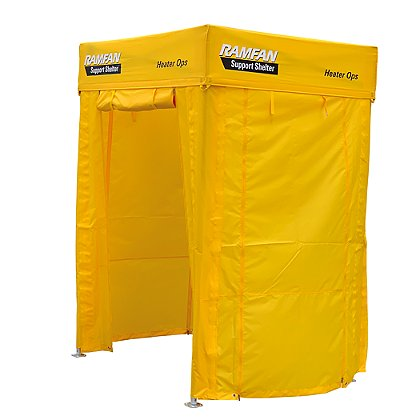 RAMFAN Heater Shelter